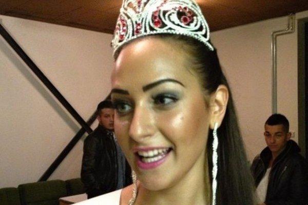 Miss Roma 2015 Bianka Bertoková je Slovenka.