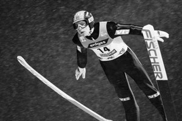 Nór Anders Jacobsen štartoval na Turné štyroch mostíkov prvý raz a hneď vyhral.