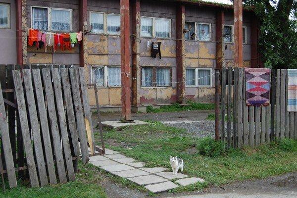 Rómov v Česku trápi nezamestnanosť a kvalita bývania.