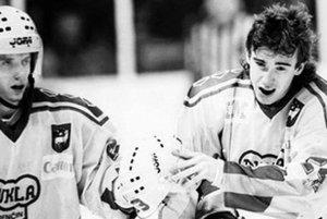 So seniorským hokejom začínal v Skalici, pokračoval v Nitre. Najviac však zaujal v Dukle Trenčín. V roku 1992 vyhral federálny titul.