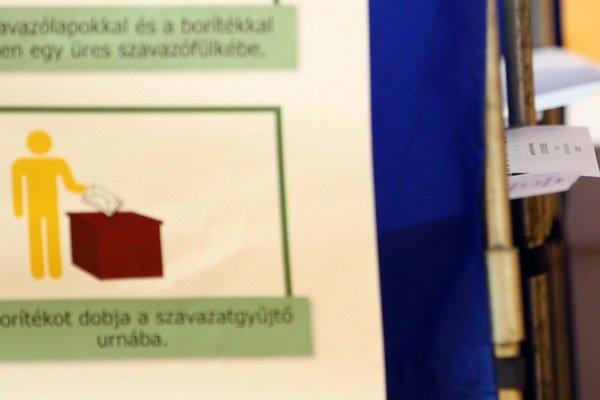 Maďarskí Rómovia dali najčastejšie svoj hlas strane Viktora  Orbána.