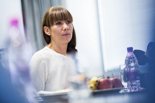 Lucia Nicholsonová (SaS)chce bezplatné sterilizácie pre viacdetné páry.