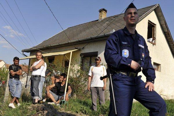 Za vraždy Rómov dostali traja maďarskí radikáli doživotie.