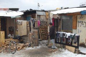 Osada v Liptovskom Mikuláši 4Splnomocnenec vlády pre rómske komunity ponúkol mestu pomoc od štátu.