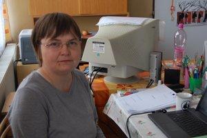 Ružena ŠípkováNová vedúca komunitného centra má zatiaľ prácu na desať mesiacov.