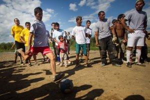 Počas futbalového turnaja nechýbali ani penalty.