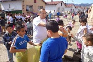 Svetový deň vody v osadách
