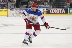 Anton Belov dal nádherný tretí gól Rusov.