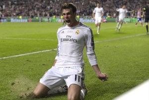 Baleove gólové oslavy.