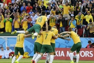 Austrálska radosť.