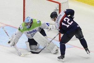 Slováci zdolali Slovinsko 3:1 na góly a 33:23 na strely.
