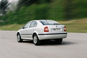 Škoda Octavia (1. generácia)