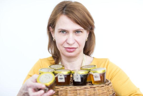 Monika Nógellová vyrobila za pár mesiacov viac než dvetisíc fľašiek s pivným džemom.