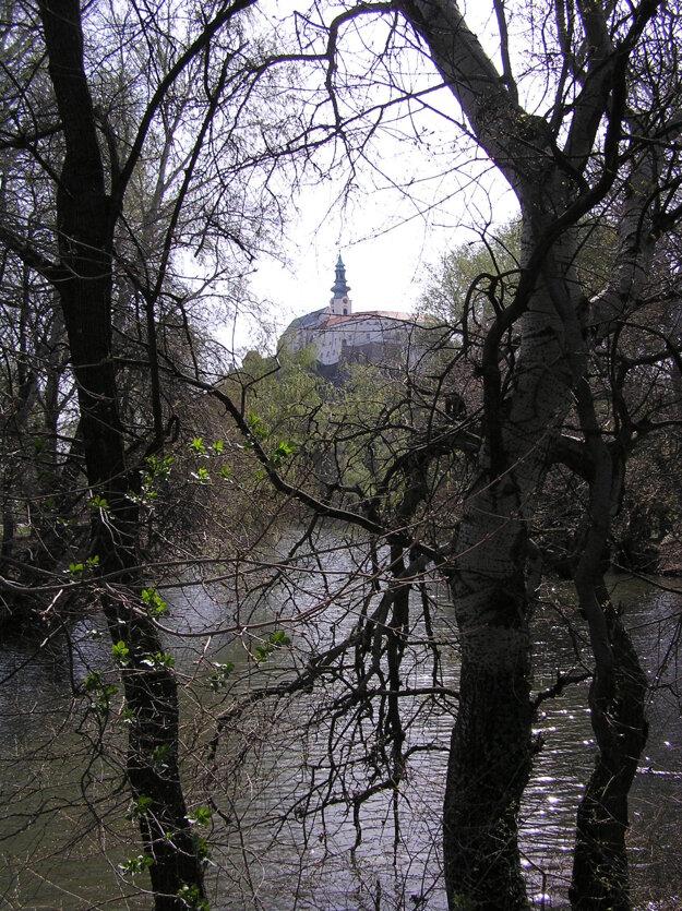 Nitriansky hrad.