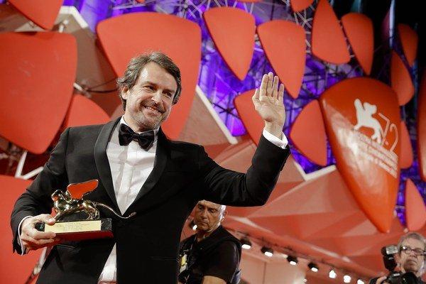 Venezuelčan Lorenzo Vigaz, držiteľ  Zlatého leva pre najlepší film.