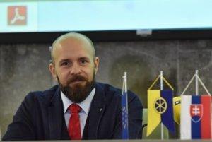 Primátor Trnavy Peter Bročka