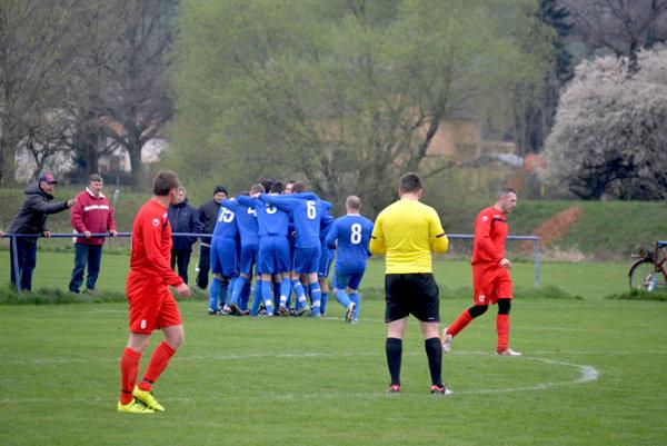Veľké Bierovce/Opatovce vyhrali v Kľúčovom gólom z poslednej minúty.