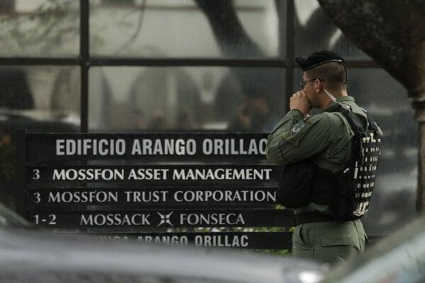 Sídlo spoločnosti Mossack Fonseca v Panama City.