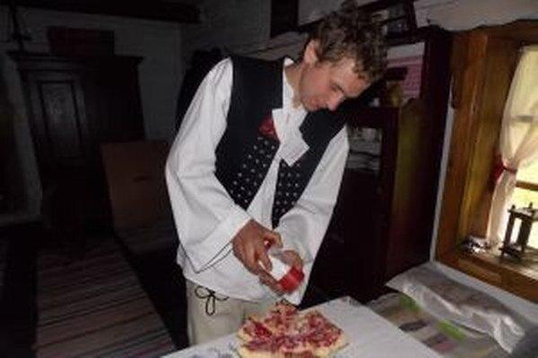 Medzi najobľúbenejšie podujatia v kysuckom skanzene patrí tradičná Kuchyňa starých materí.