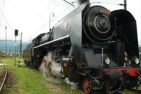 Parný vlak pôjde 16. augusta z Čadce do Makova a späť dvakrát – dopoludnia i popoludní.