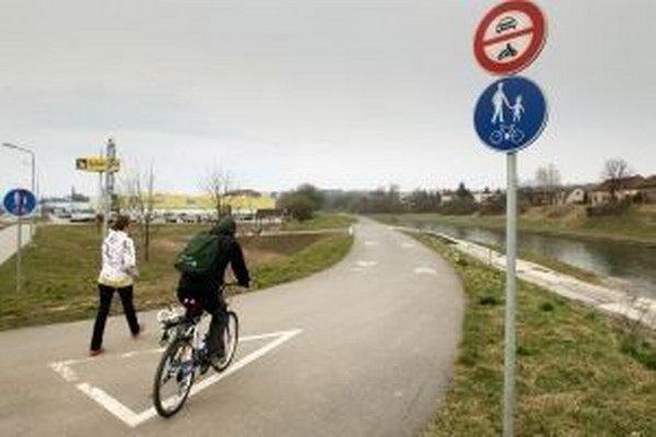 Podnapitých cyklistov tentokrát polícia nezaevidovala.