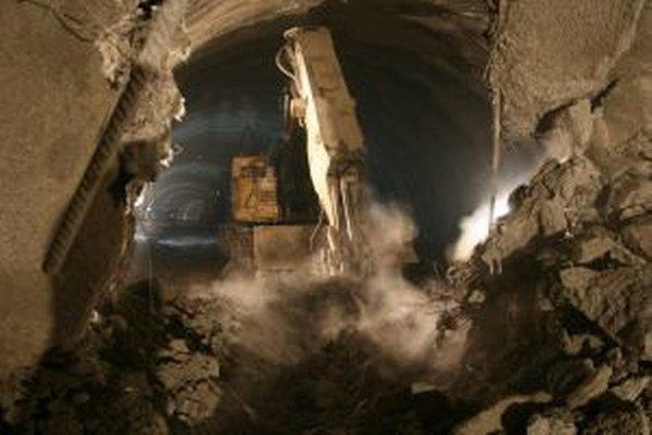 Tunelovú rúru stihli baníci vyraziť za necelých 10 mesiacov.