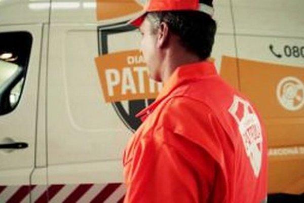 Diaľničná patrola už nejedenkrát pomohla aj motoristom na Kysuciach.