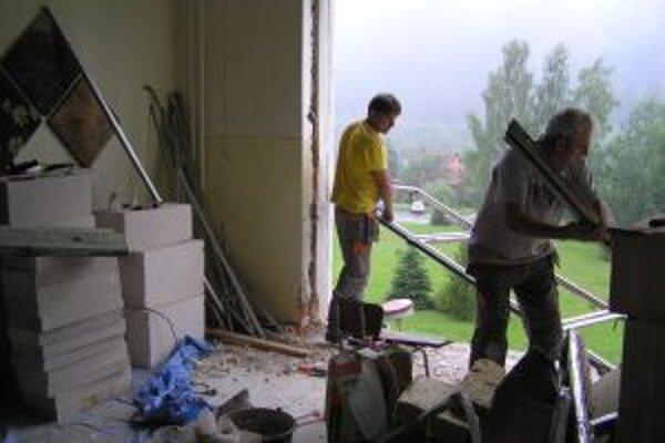 V Kysuckej nemocnici dokončili rekonštrukciu izieb pre mamičky.