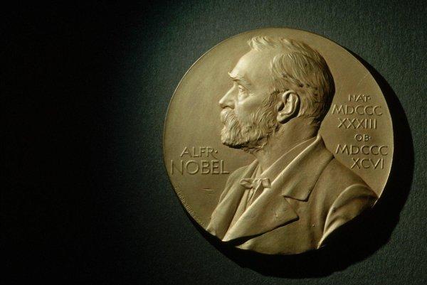 Nobelova cena.