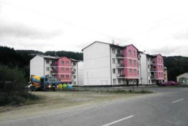 O výstavbu bytov je stále záujem.