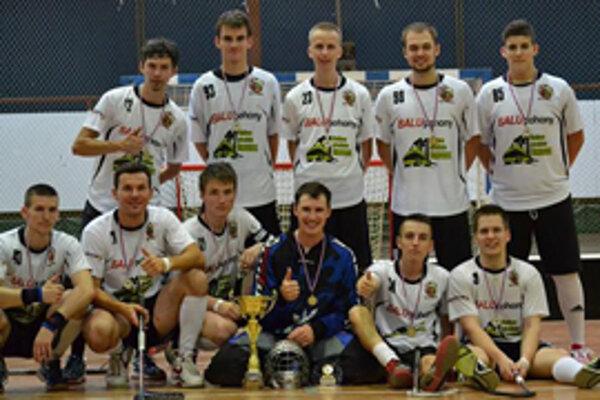 Víťaz Devils Cupu -  FBC 11 Trnava