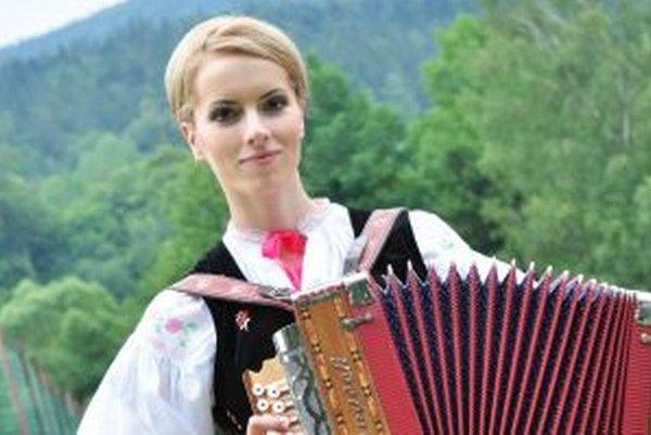 Mladá, talentovaná Kysučanka chce zostať pri hudbe a aktívne sa jej venovať.