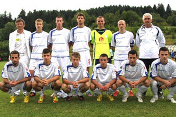 Javorník Makov na turnaji v Turzovke.