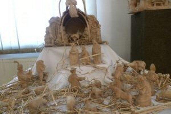 V Kysuckom múzeu pripravili pre návštevníkov výstavu, ktorá sa nesie pod názvom Svet betlehemov – betlehemy sveta.