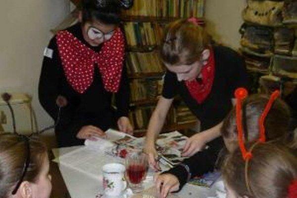 V knižniciach pripravili množstvo podujatí nielen pre deti.