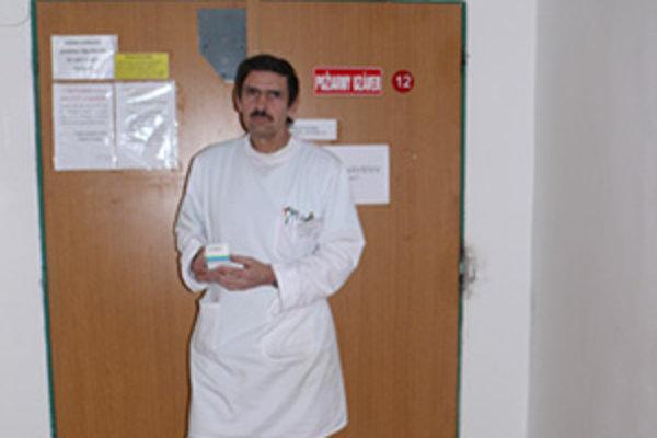 V Kysuckej nemocnici hospitalizovali 54-ročného muža. Podozrenie lekárov, že ide možno o prasaciu chrípku, sa potvrdilo
