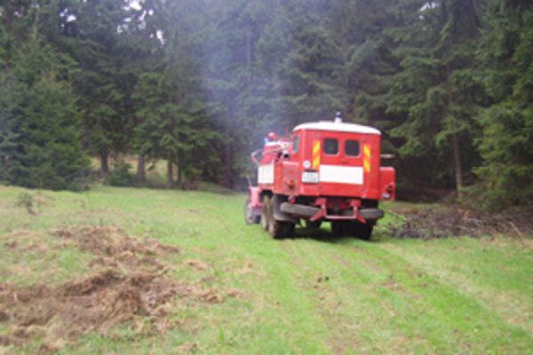 Počas prázdnin dochádza k mnohým požiarom, ktoré spôsobia deti.