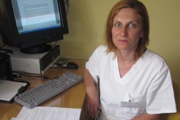 Primárka hematologicko-transfuziologického oddelenia Marta Kučeráková hovorí, že v kysuckom regióne nastal pokles darcov krvi.