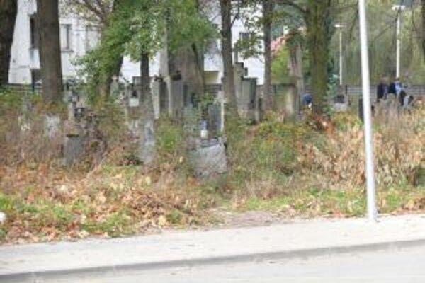 Niektorí pozostalí sa síce snažili upraviť okolie hrobov, mnohé sú však spustnuté a zarastené trávou.