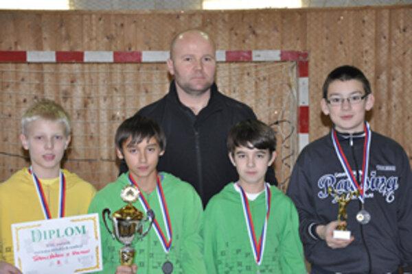 Krásňania sa opäť vrátili s medailami na krku, v tomto roku nemajú v rámci SR konkurenciu.