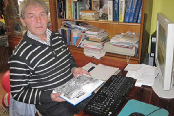 Prvá kniha Ladislava Hrubého pre mládež sa teší veľkému úspechu.
