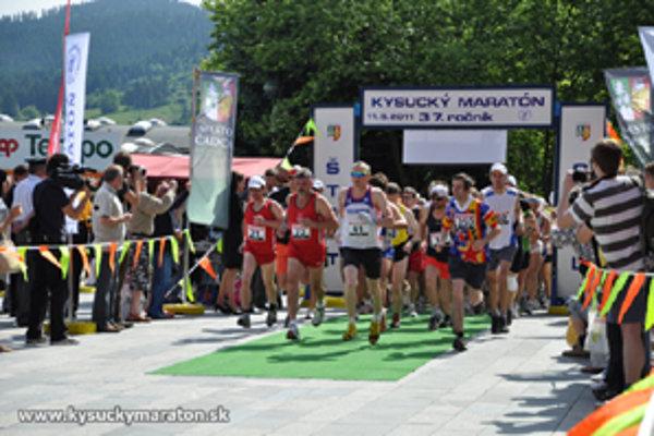 Na Kysuciach bude opäť športový sviatok, Kysucký maratón napíše svoj 38. diel
