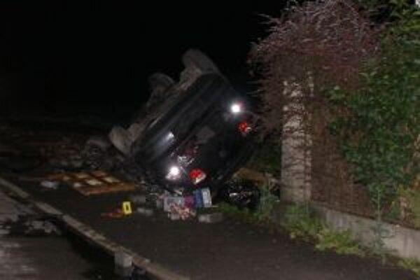 Policajti pri dychovej skúške zistili, že vodič pred jazdou pil alkohol.