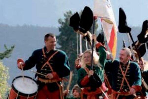 Kurucký regiment z Vavrišova príde na Kysuce.