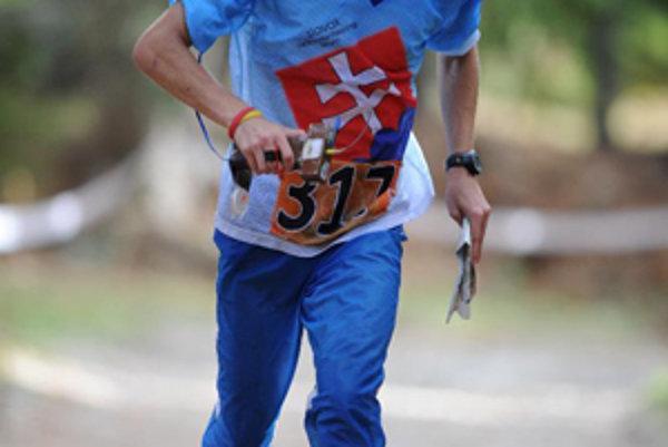 Martin Košut, v Srbsku si dobehol pre kov bronzového lesku v súťaži družstiev.