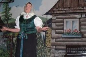 Ľudmila Hrušovská z Harichoviec získala cenu za výborný nárečový prejav.