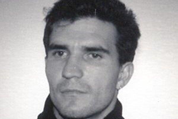 Hľadaný Miroslav Ďurana.