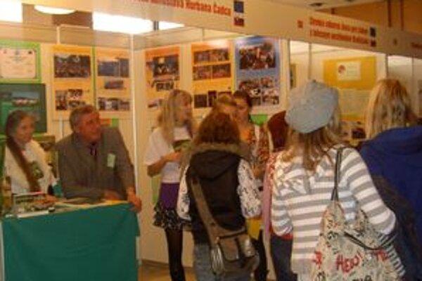 Na dvojdňovom medzinárodnom veľtrhu v Čadci sa odprezentuje viac ako 40 vystavovateľov.