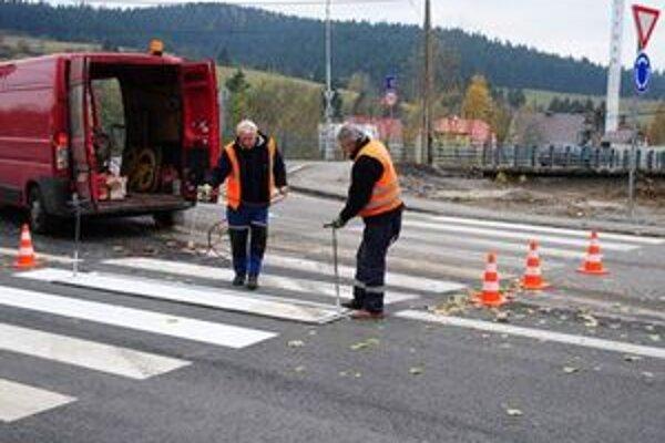 V Turzovke zrekonštruujú 6 kilometrov ciest.