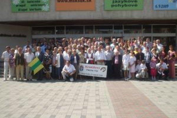 Vďaka každoročným stretnutiam tvoria najväčšiu rodinu na Slovensku.